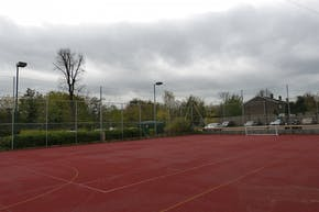 Sutton Life Centre | Concrete Football Pitch