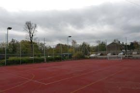 Sutton Life Centre   Hard (macadam) Tennis Court