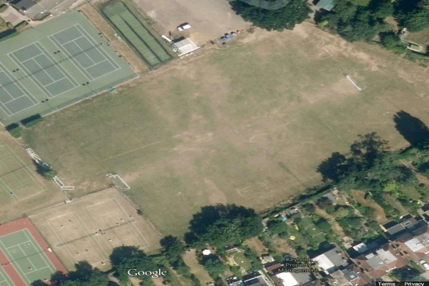 Edward Alleyn Club 11 a side | Grass football pitch