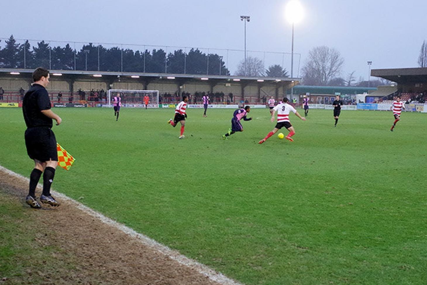 Dulwich Sports Ground 5 a side | Grass football pitch