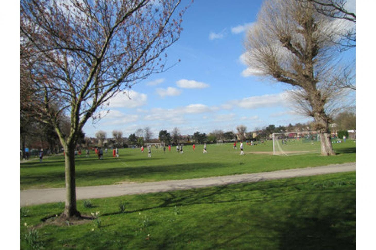 Dundonald Recreation Ground 11 a side | Grass football pitch