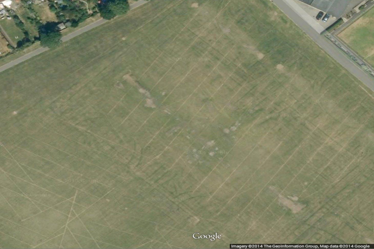 Joseph Hood Recreation Ground 11 a side   Grass football pitch