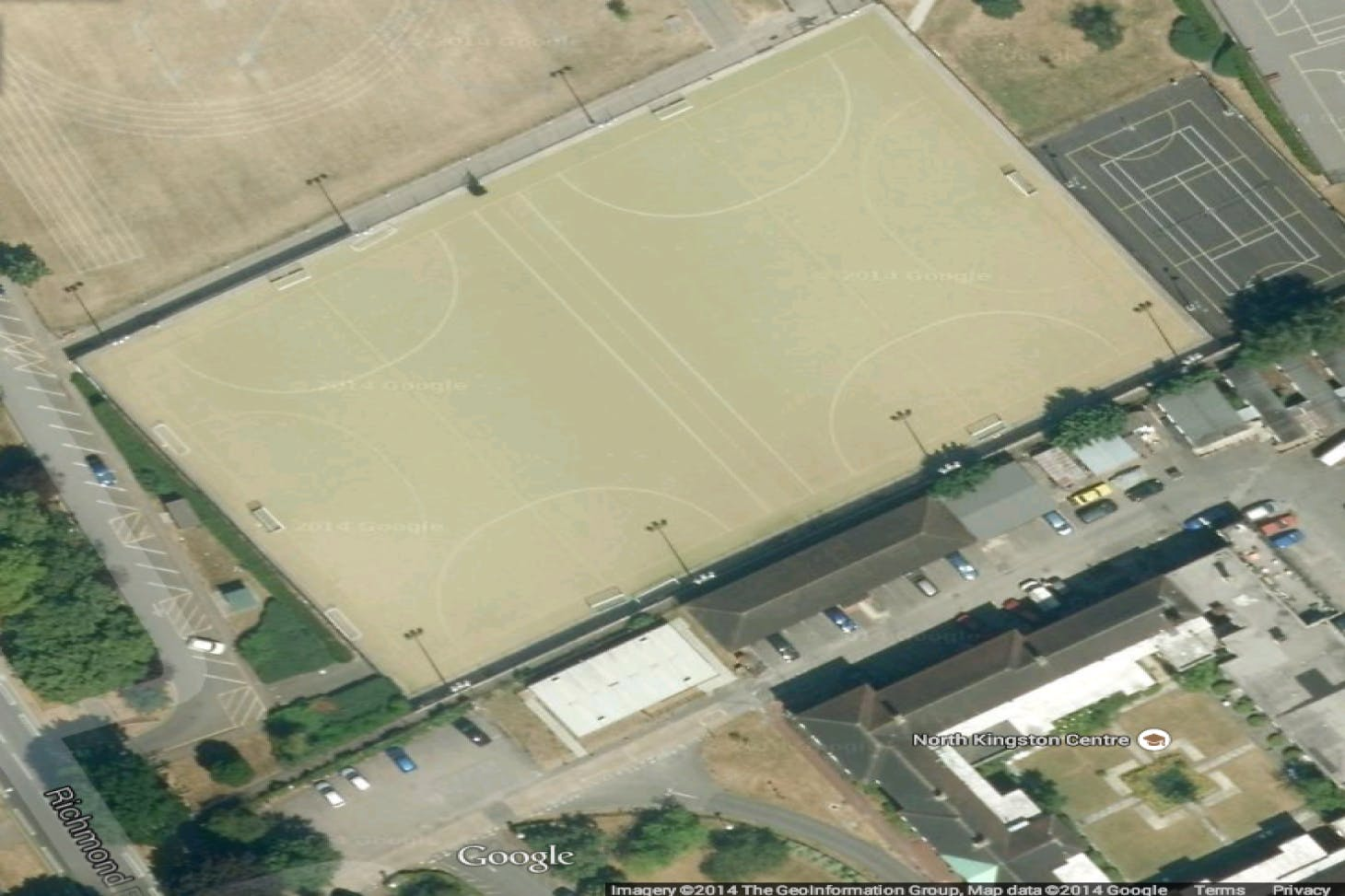 Tiffin Girls School Community Sports Centre 11 a side | 3G Astroturf football pitch