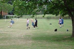 Russell Park (Junior) | Grass Football Pitch
