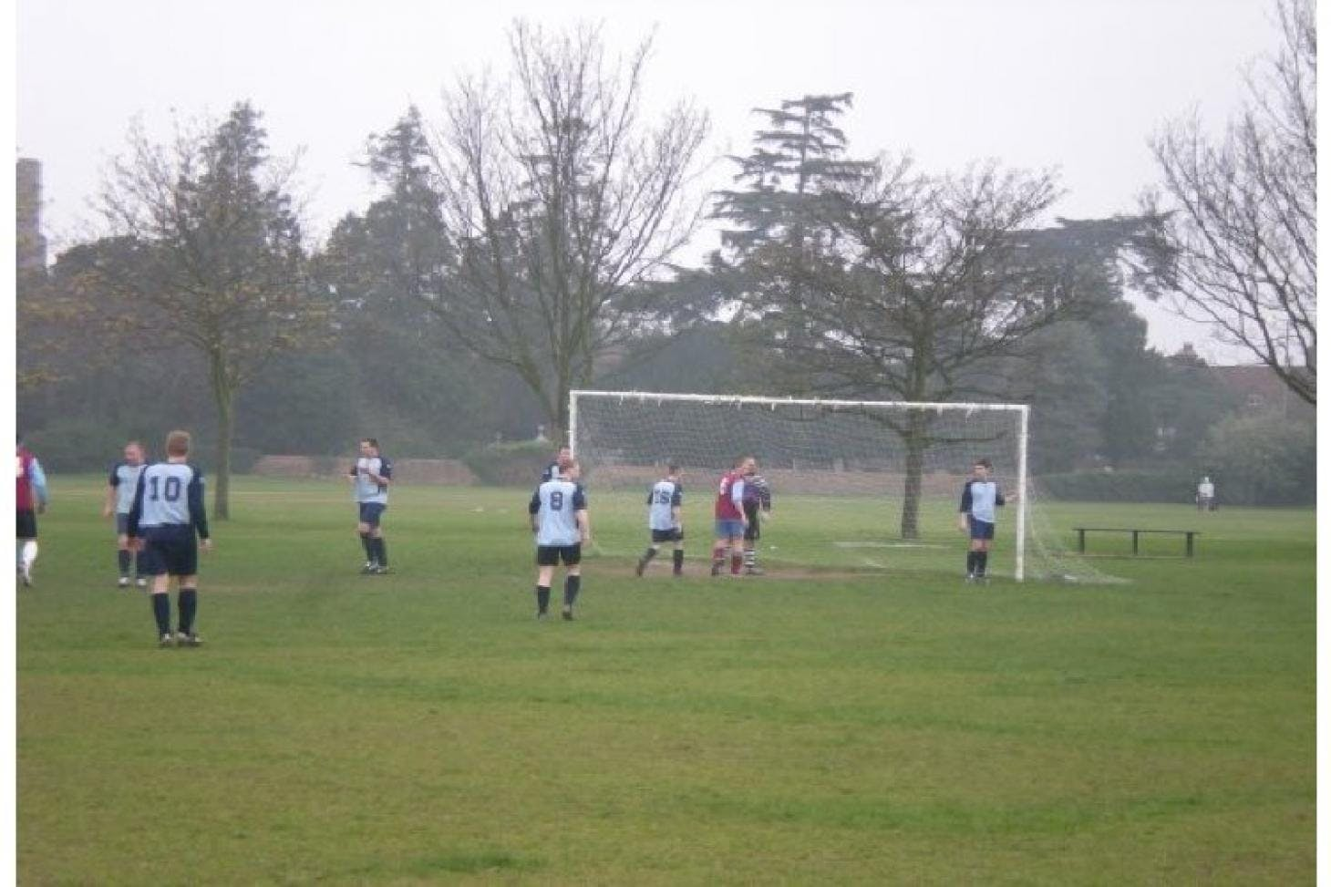 Coney Green 11 a side   Grass football pitch