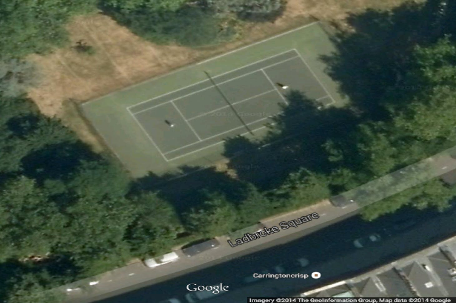 Ladbroke Square Gardens Outdoor | Hard (macadam) tennis court