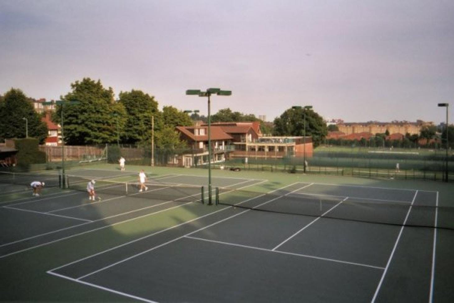 Cumberland Lawn Tennis Club Outdoor | Grass tennis court