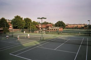 Cumberland Lawn Tennis Club | Grass Tennis Court