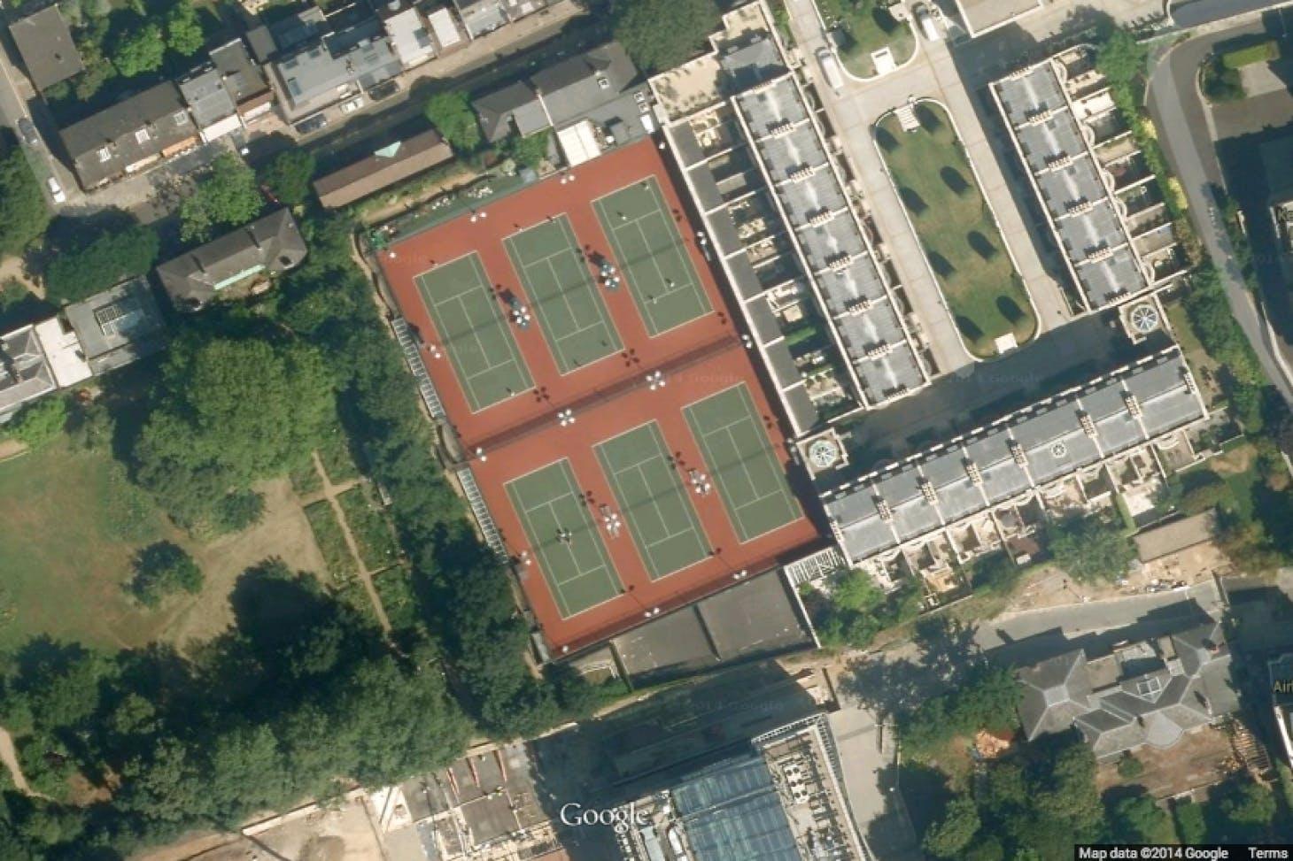 Campden Hill LTC Outdoor   Hard (macadam) tennis court