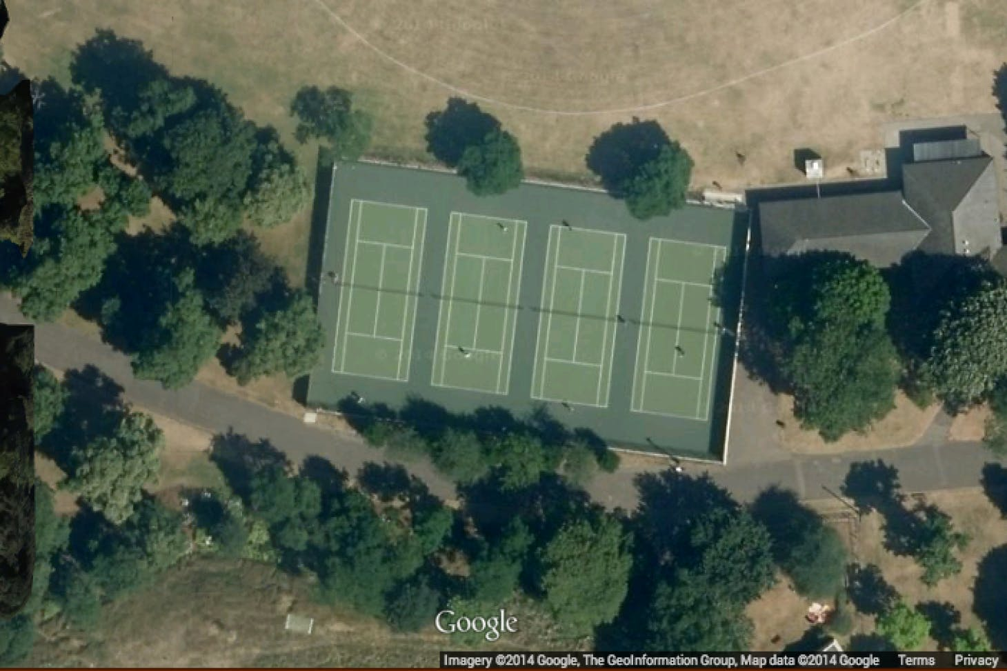 Victoria Park Hackney Outdoor | Hard (macadam) tennis court