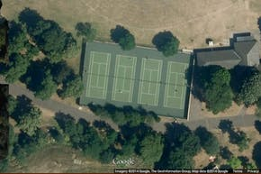 Victoria Park Hackney | Hard (macadam) Tennis Court
