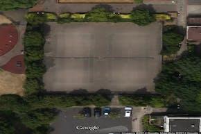 Ropemaker's Fields   Hard (macadam) Tennis Court