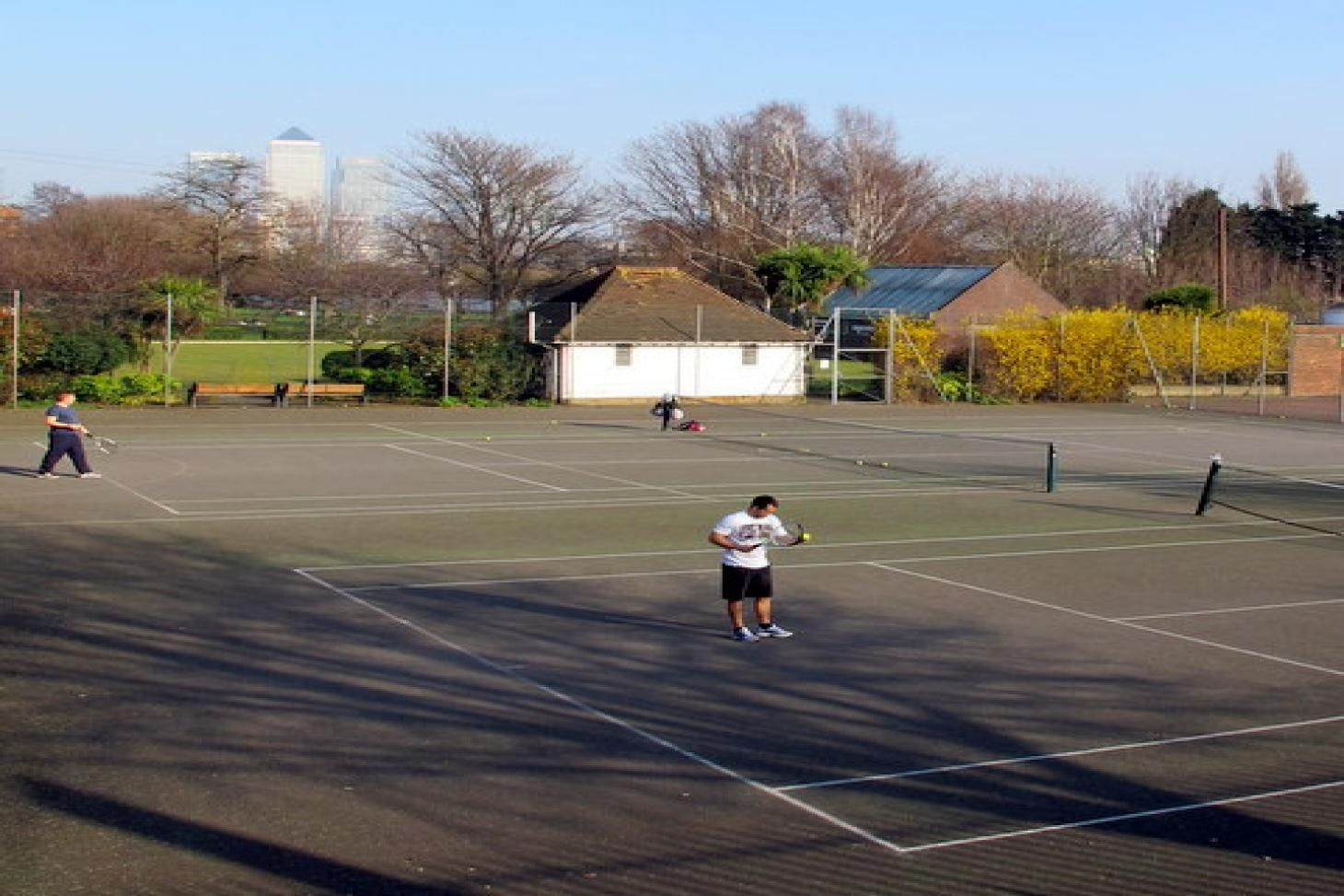 Virgin Active Canary Riverside Outdoor | Hard (macadam) tennis court