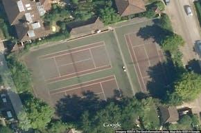 Rookfield Tennis Courts | Concrete Tennis Court