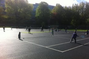 Ladywell Fields | Hard (macadam) Tennis Court
