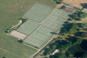 Broomfield Park | Hard (macadam) Tennis Court