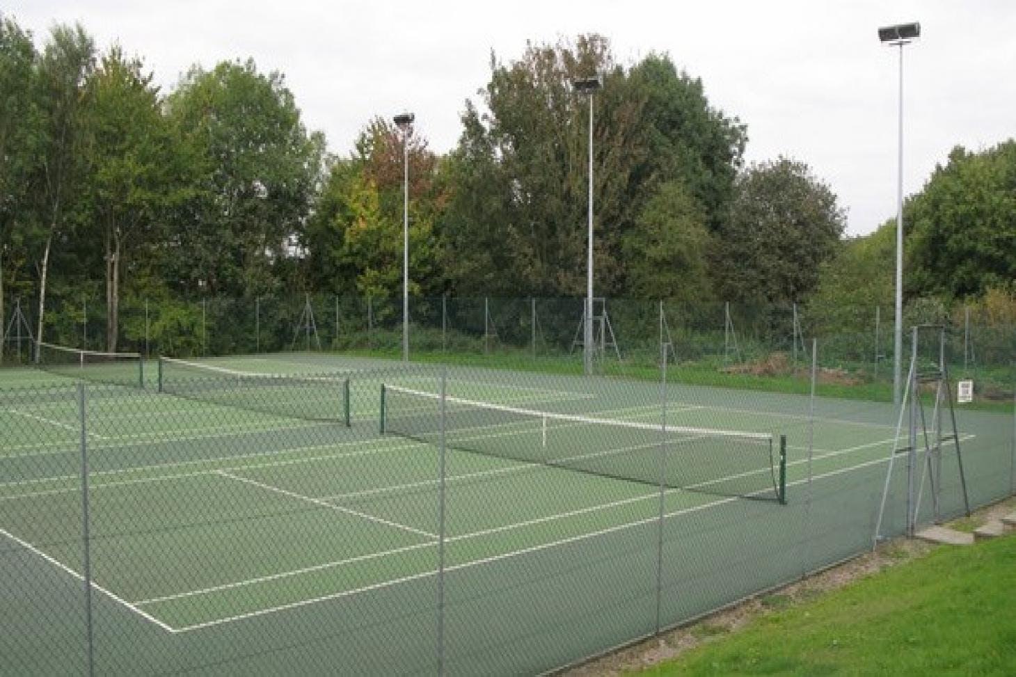 Walthamstow Cricket, Tennis And Squash Club Outdoor | Hard (macadam) tennis court
