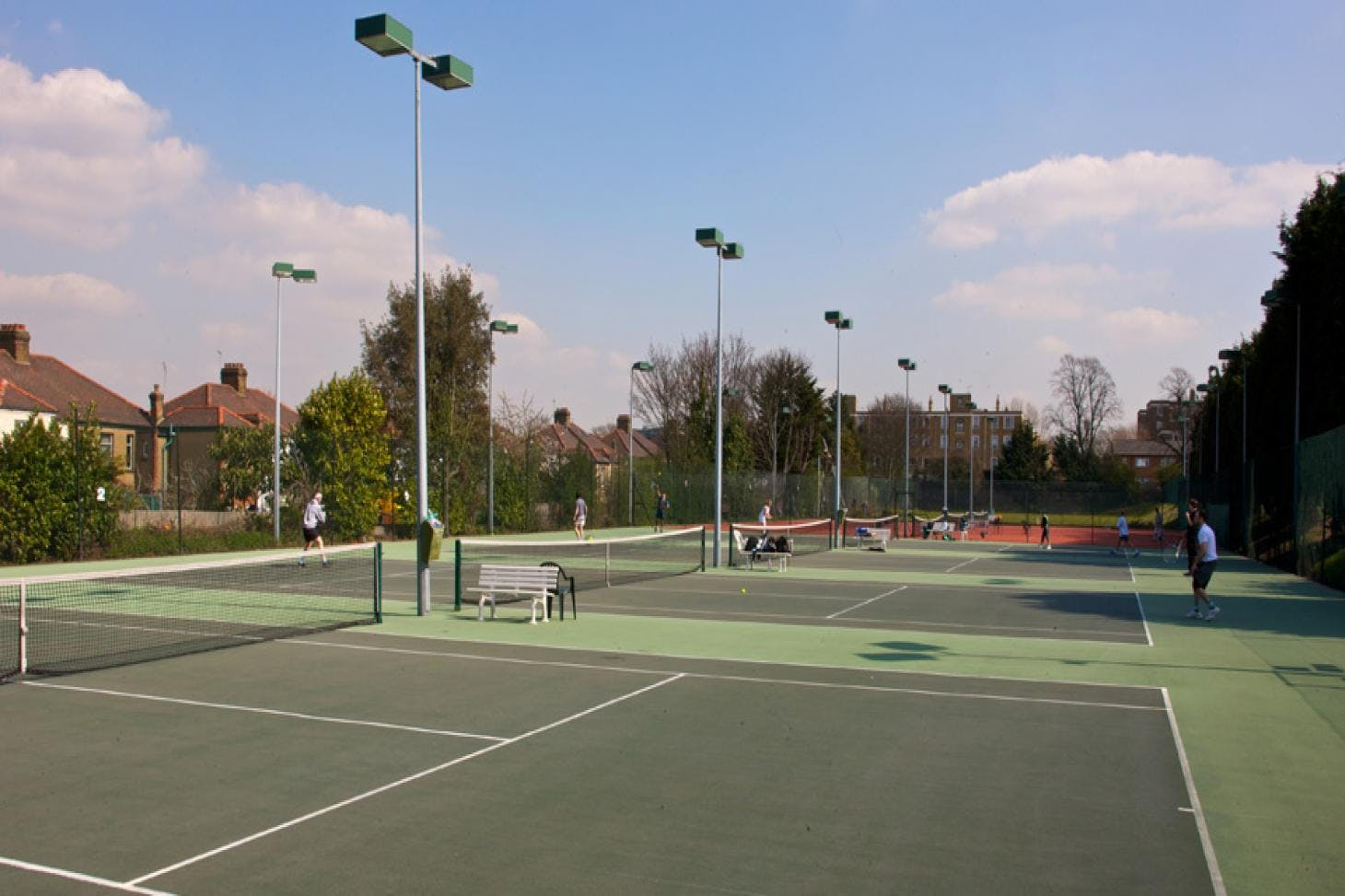 Blackheath Lawn Tennis Club Outdoor | Grass tennis court