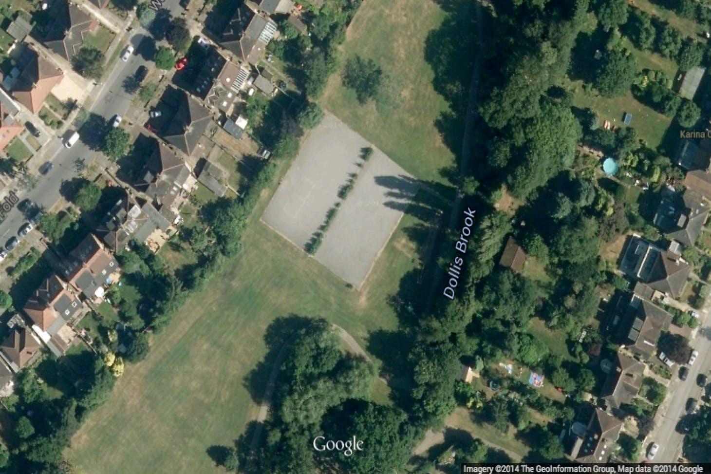 Riverside Park North Outdoor   Hard (macadam) tennis court