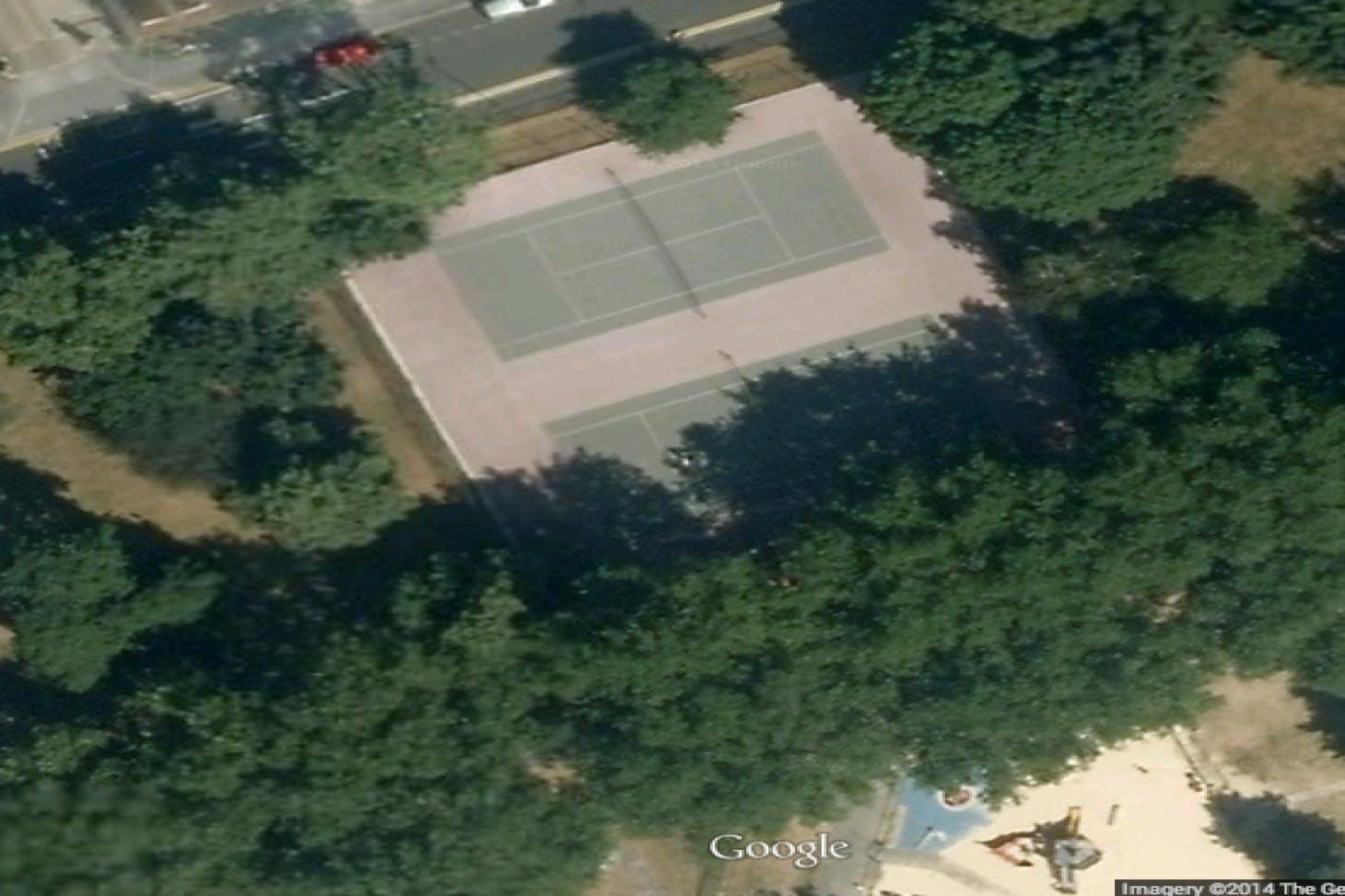 New Beckton Park Outdoor | Hard (macadam) tennis court