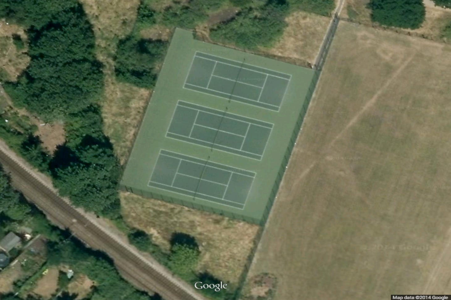 Nursery Road Playing Fields Outdoor | Hard (macadam) tennis court