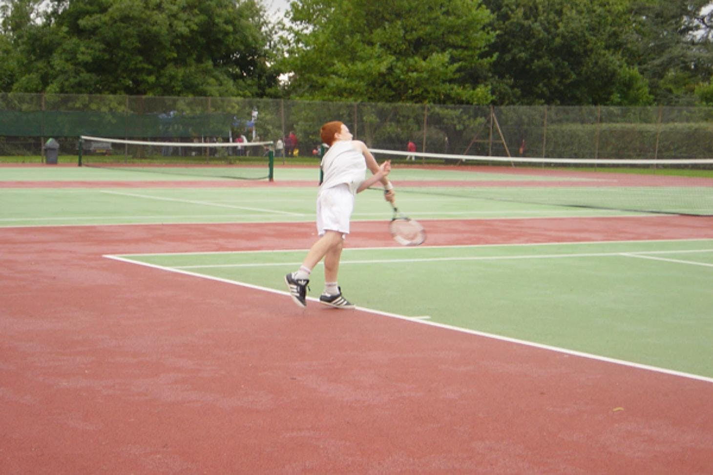 Boston Manor Park Outdoor | Hard (macadam) tennis court