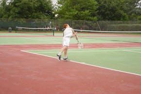 Boston Manor Park | Hard (macadam) Tennis Court