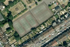 Trumble Gardens | Hard (macadam) Tennis Court