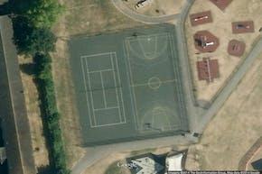 Ponders End Recreation Ground | Hard (macadam) Tennis Court