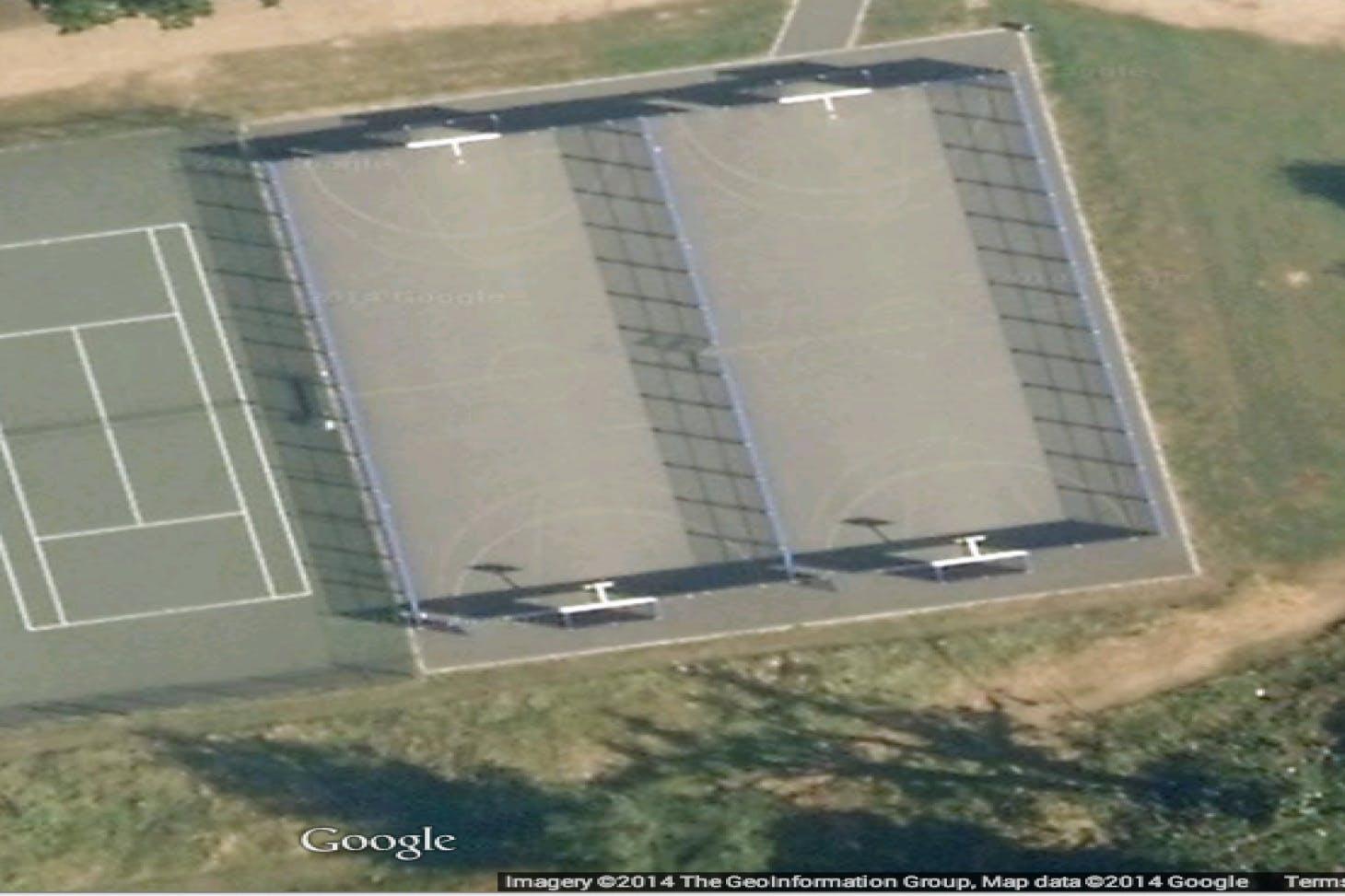 Town Park Outdoor   Hard (macadam) tennis court