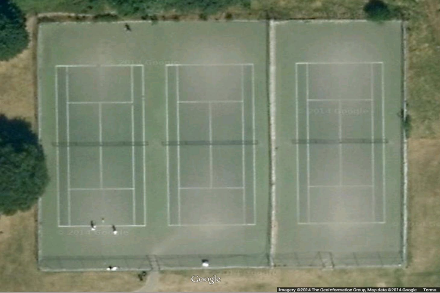 Beverley Park Outdoor | Hard (macadam) tennis court