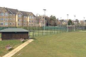 Holtwhites Sports and Social Club | Concrete Tennis Court