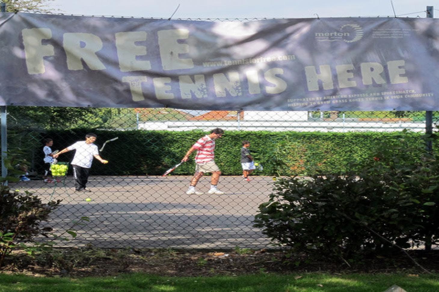 Sir Joseph Hood Memorial Playing Fields Outdoor | Hard (macadam) tennis court