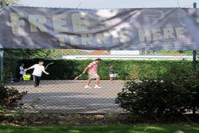 Sir Joseph Hood Memorial Playing Fields | Hard (macadam) Tennis Court