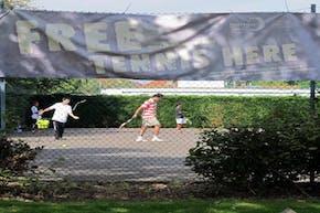 Sir Joseph Hood Memorial Playing Fields   Hard (macadam) Tennis Court