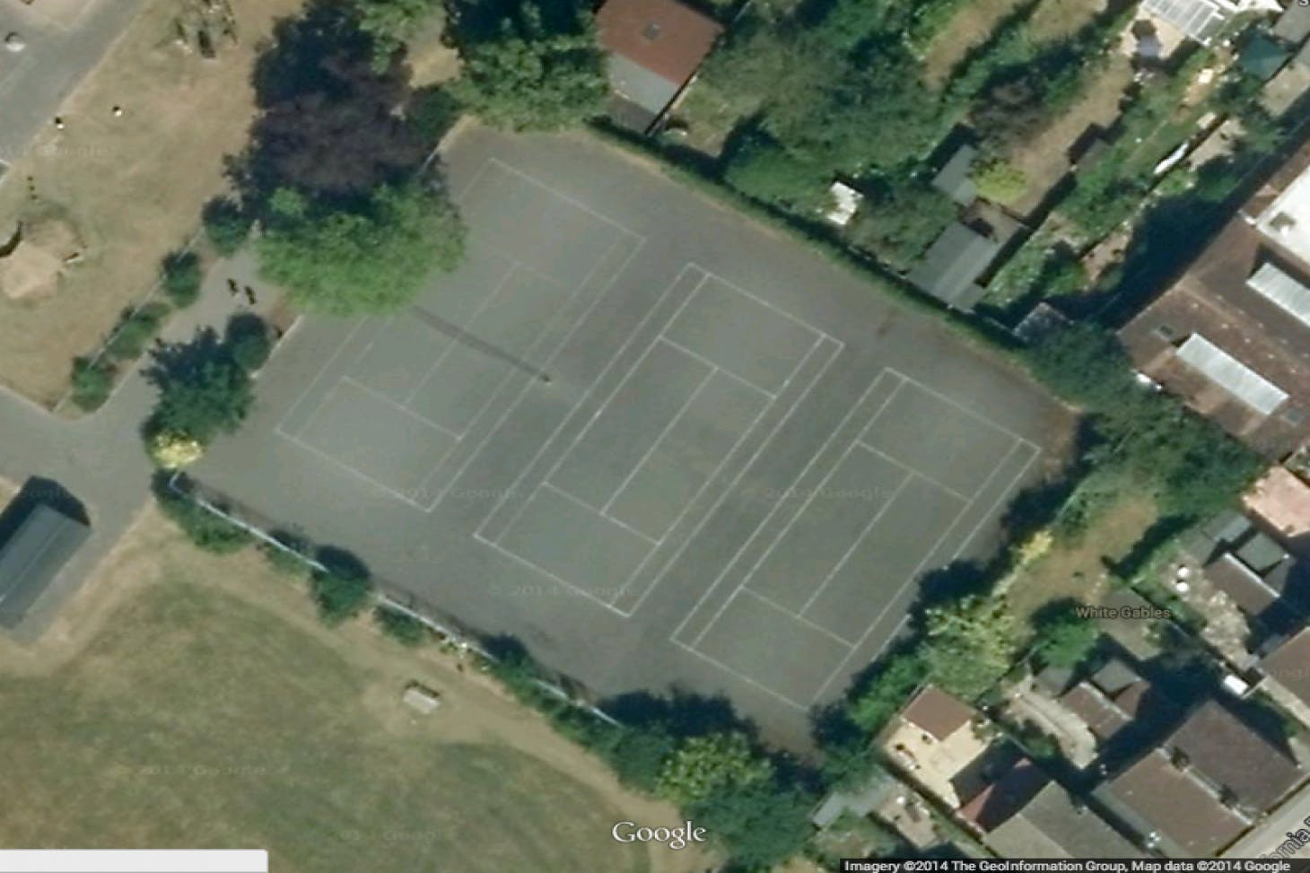 Kingston Road Recreation Ground Outdoor | Hard (macadam) tennis court