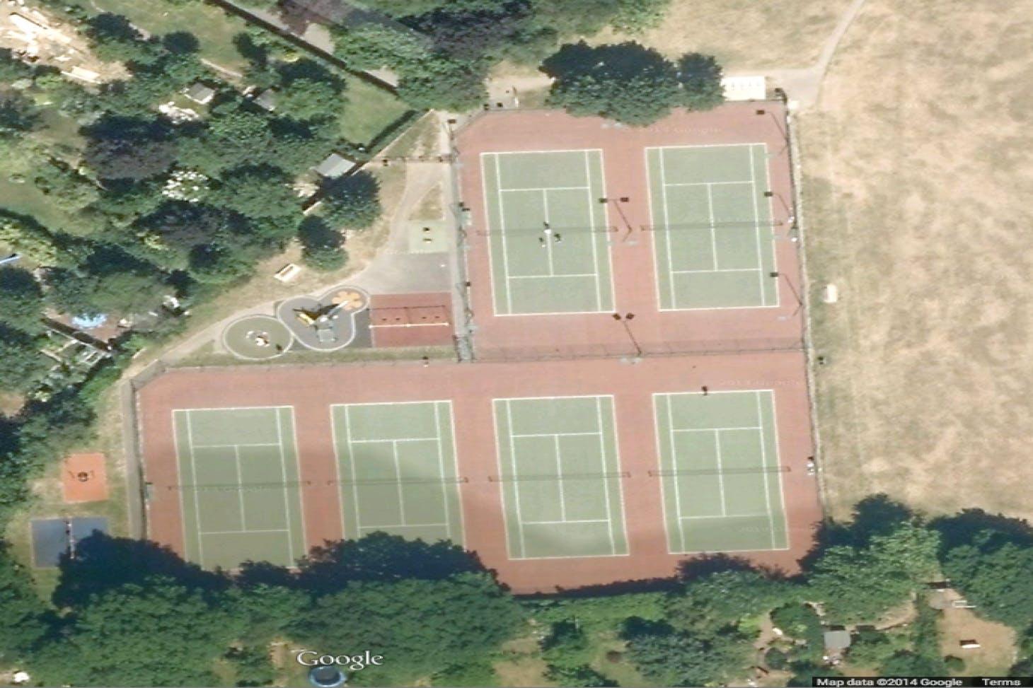 Willett Recreation Ground Outdoor | Hard (macadam) tennis court