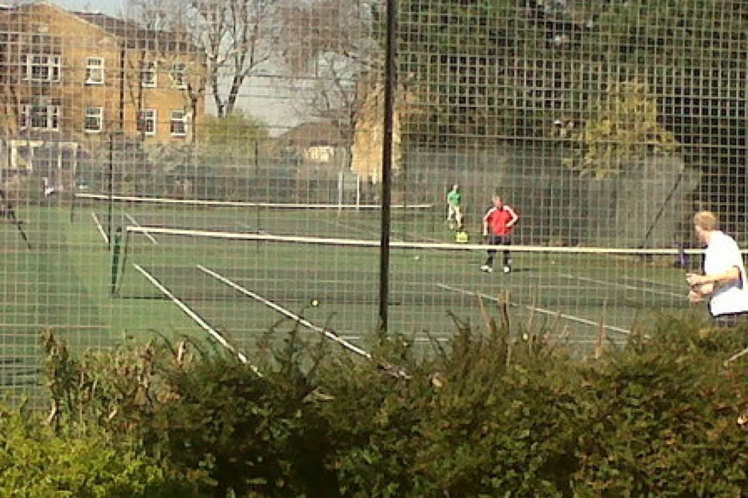Victoria Recreation Ground Outdoor | Hard (macadam) tennis court