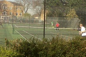Victoria Recreation Ground | Hard (macadam) Tennis Court