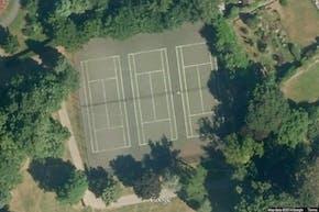 Churchfield Gardens   Hard (macadam) Tennis Court