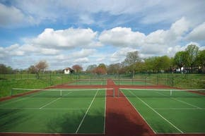 Raphael Park Tennis Courts | Hard (macadam) Tennis Court