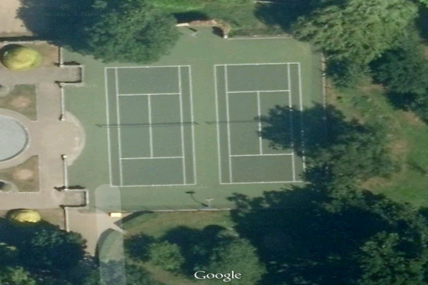 Hillingdon Court Park - Tennis Outdoor | Hard (macadam) tennis court