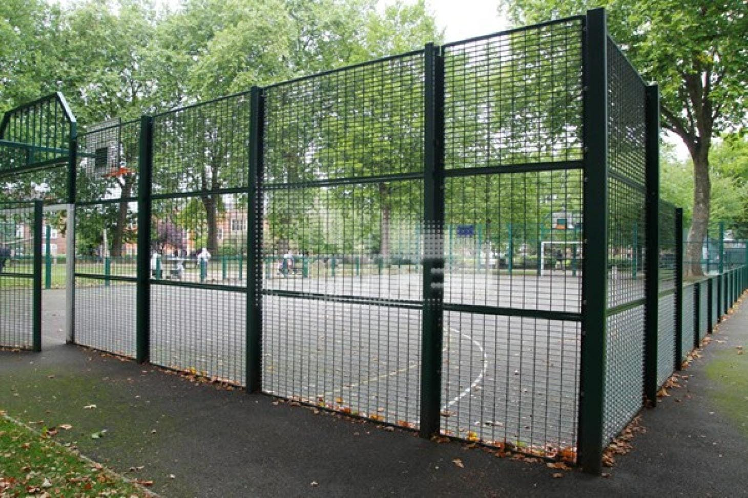 Poplar Recreation Ground 5 a side | Concrete football pitch