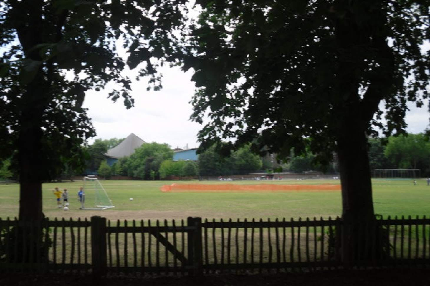 Holland Park 11 a side | Grass football pitch