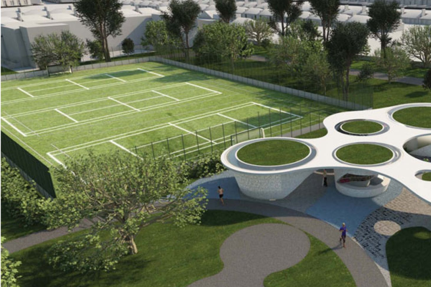 Avondale Park 5 a side   3G Astroturf football pitch