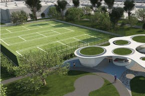 Avondale Park | 3G astroturf Football Pitch