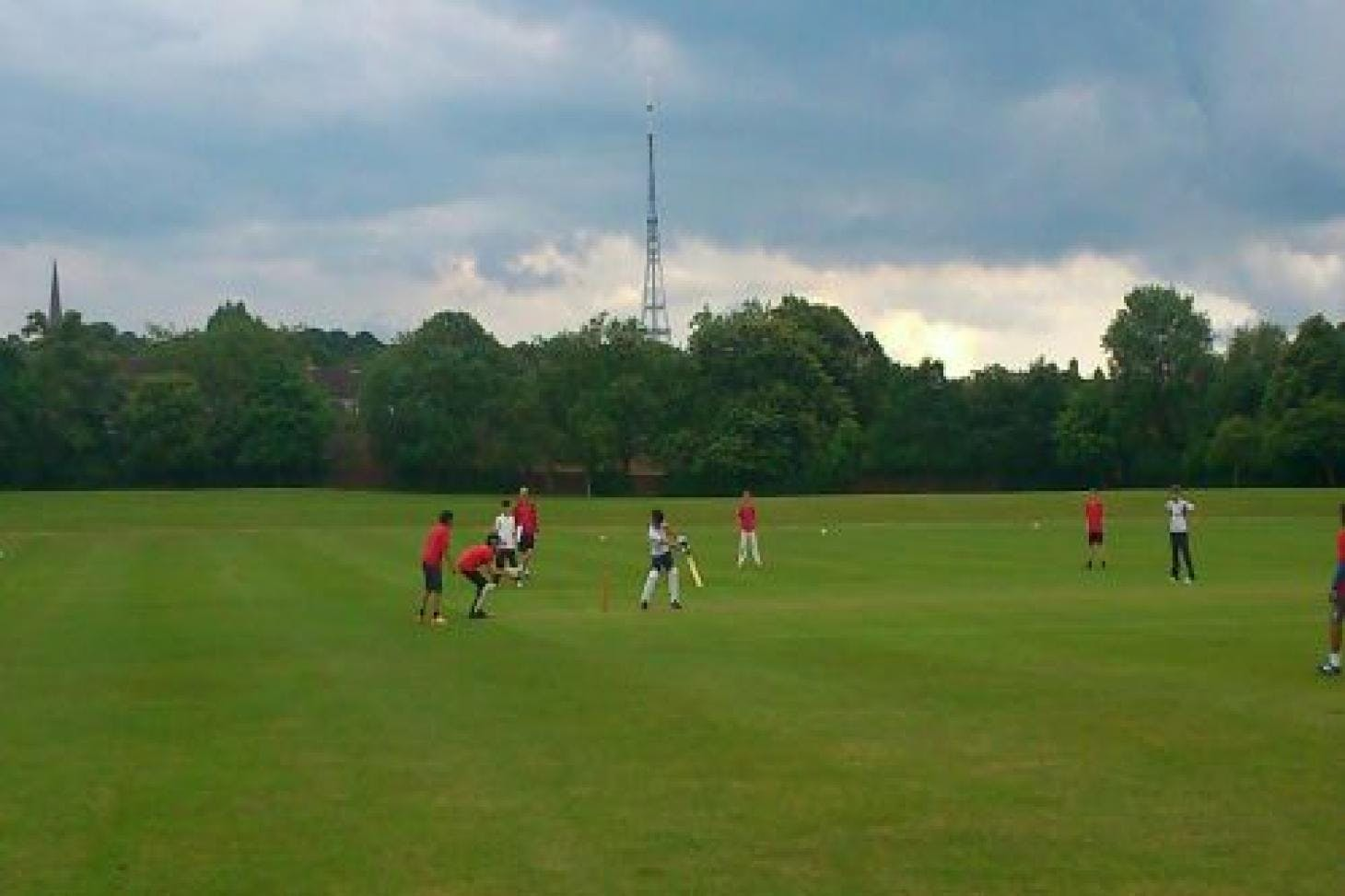 Mary Datchelor Playing Fields Full size | Grass cricket facilities