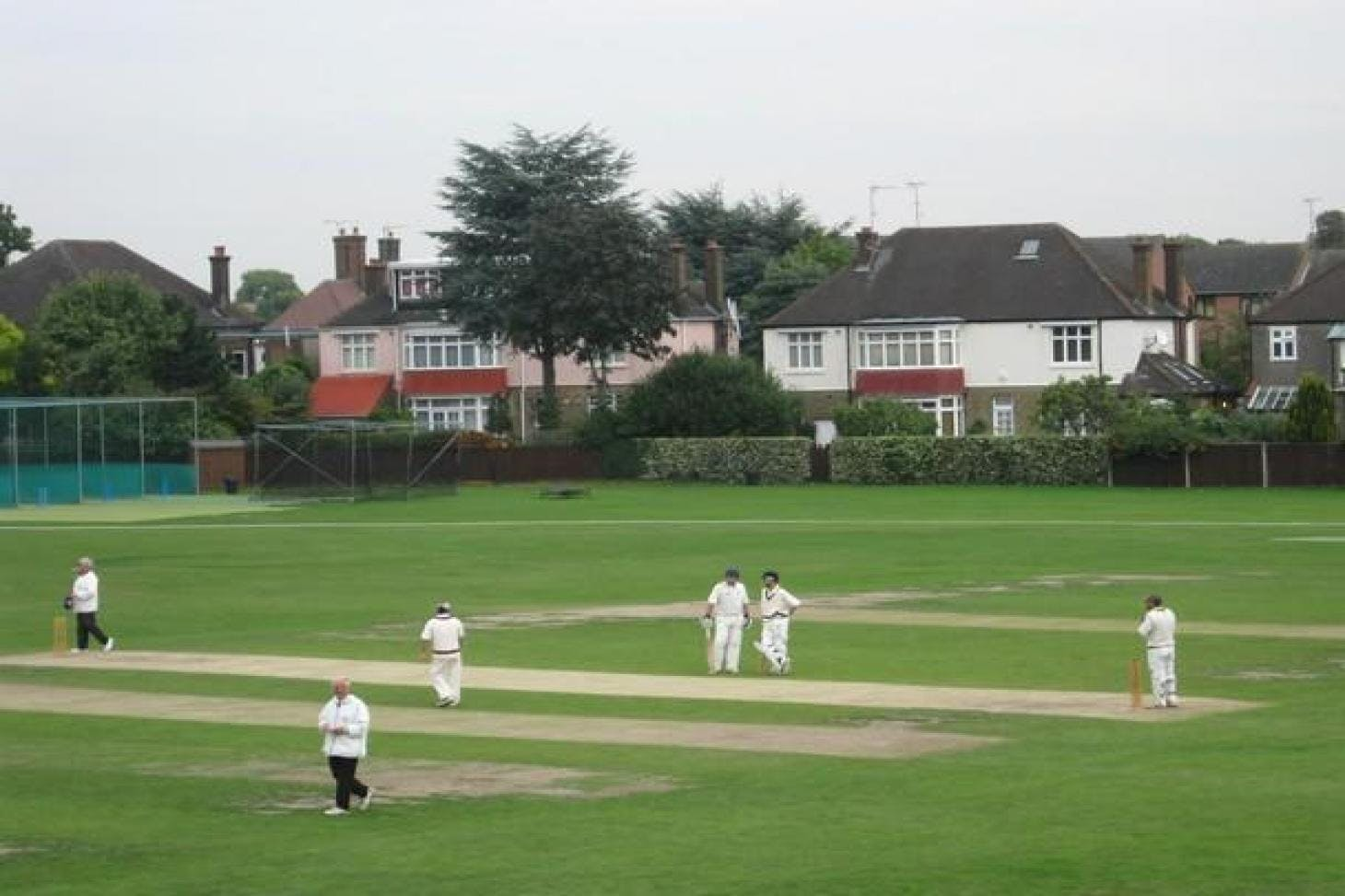 Ealing Cricket Club Full size | Grass cricket facilities