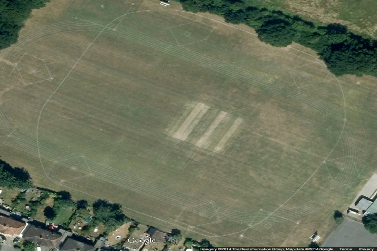 King Edward Recreation Ground Full size | Grass cricket facilities