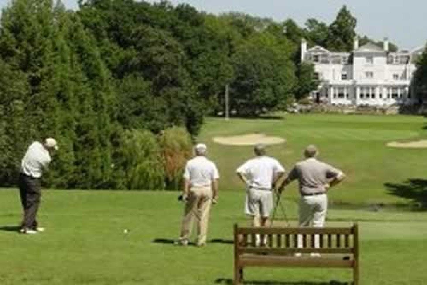 North Middlesex Golf Club 18 hole golf course